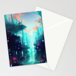 Mononoke Forest Stationery Cards