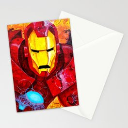 Heroes - Iron Man Stationery Cards