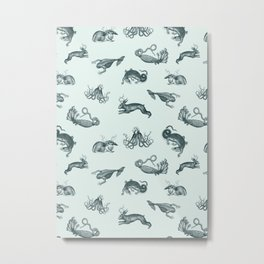 ephemera zoo Metal Print