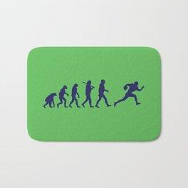 Evolution football Bath Mat