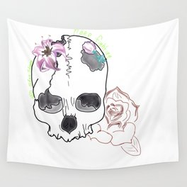 Keep Fighting & Stay Strong Wall Tapestry