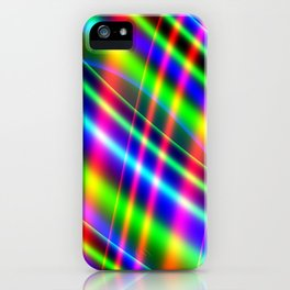 Bands of Beauty iPhone Case