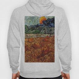 Van Gogh, night at the rising of the moon – Van Gogh,Vincent Van Gogh,impressionist,post-impressioni Hoody