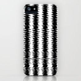 JAGGARD EDGE iPhone Case
