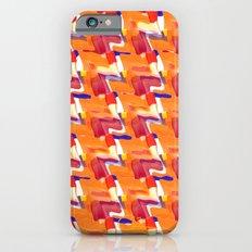 Oranja Plaid Slim Case iPhone 6s