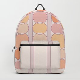 Lilac Shift Backpack