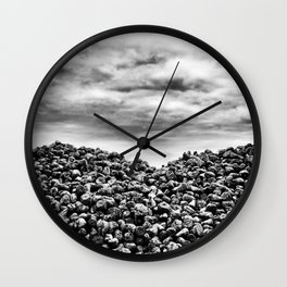 Farming Wall Clock