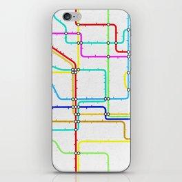 London Tube Underground iPhone Skin