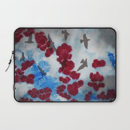 Spring Storms Laptop Sleeve