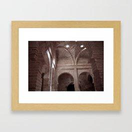 Alahambra de Jerez Framed Art Print
