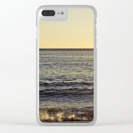 Malibu III Clear iPhone Case