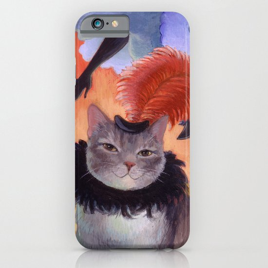 Madame Musket iPhone & iPod Case