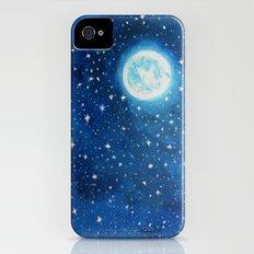 Starry Night iPhone (4, 4s) Slim Case