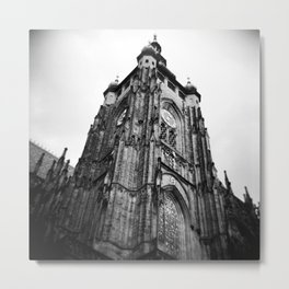 St. Vitus Cathedral Metal Print