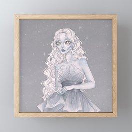 Frost Framed Mini Art Print