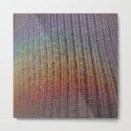 rainbow on a sunday 2 Metal Print