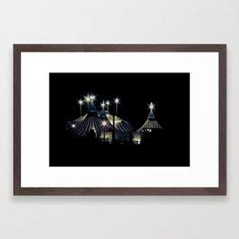 cirque II Framed Art Print