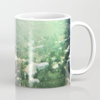 hollywood Mugs featuring Hollywood by Joëlle Paquet