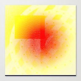 Orange #53 Canvas Print