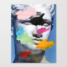 Composition 496 Canvas Print