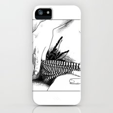 asc 472 - L'heure du repas (Feeding time) Slim Case iPhone (5, 5s)