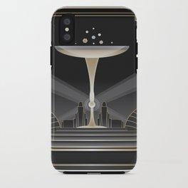Art deco design VI iPhone Case