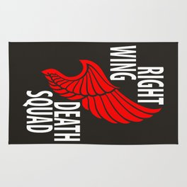 Right Wing Death Squad Rug