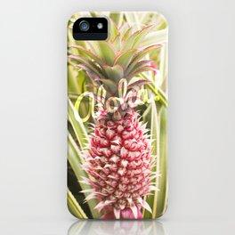 Pink Pineapple Aloha! iPhone Case