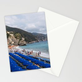 Monterosso Blues Stationery Cards