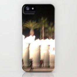 LA BLUR iPhone Case
