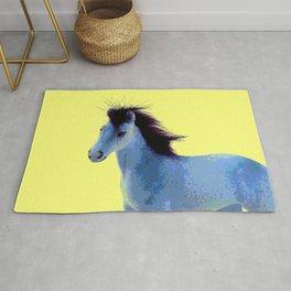 Pop Art Pony 2 Rug
