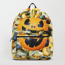 pumpkin mix Backpack