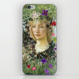 Primavera iPhone Skin
