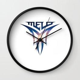Melo Anthony Wall Clock