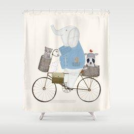 little pets Shower Curtain
