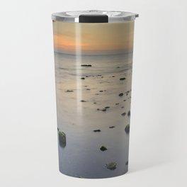 Seasunset  dreams. Beach life Travel Mug