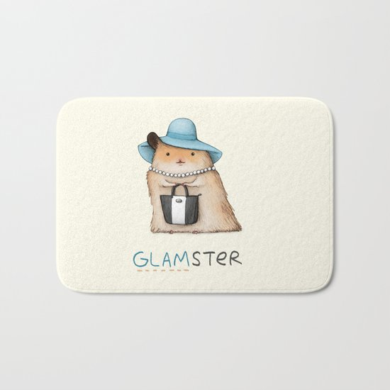 Glamster Bath Mat