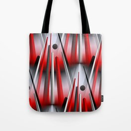3D - abstraction -74- Tote Bag