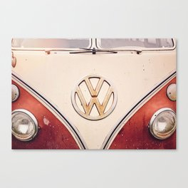 VDub Love Canvas Print