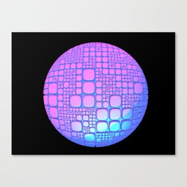 Mod ball 3 Canvas Print