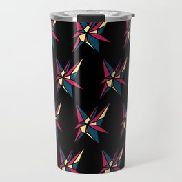 Crystallis [BLACK] Travel Mug