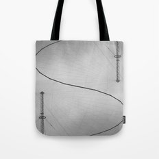Signal Received Tote Bag