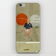 Jukebox Hero | Collage iPhone Skin