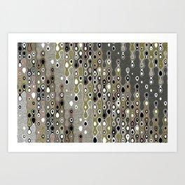 Geo Flow Art Print