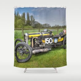 GN Thunderbug Special Shower Curtain