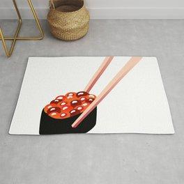 Juicy Sushi ~ Raw Catz Rug