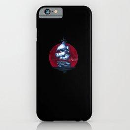 Ship, Terra Incognita, Dark, Moon, Ocean, Lake, iPhone Case