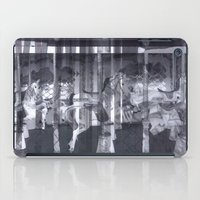 glitch iPad Cases featuring Glitch  by Electra Withey