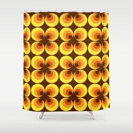 zappwaits RETRO Shower Curtain