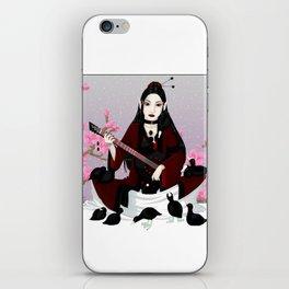 Voor Gerard iPhone Skin